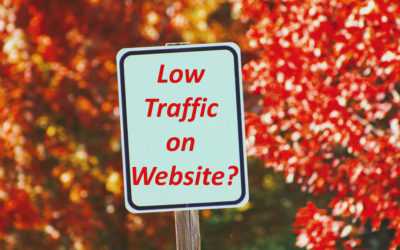 Why Your Blog or Website is getting low Traffic?