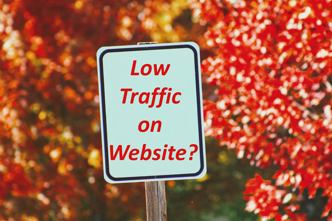 Why-Your-Blog-Website-is-getting-low-Traffic
